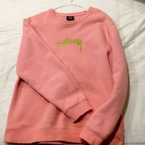 Stussy Pullover Cozy Sweater